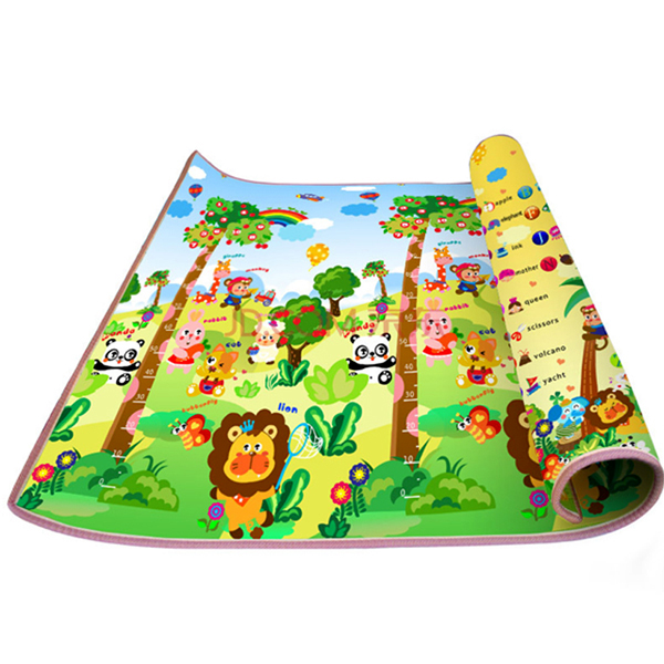Swapmeet - High Quality XPE Foam Baby Play Mat Multi-Coloured